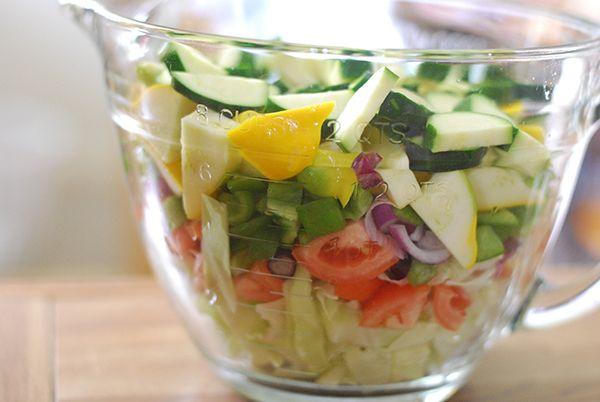 Summer Stir-Fry | Almost Always Healthy | Pinterest