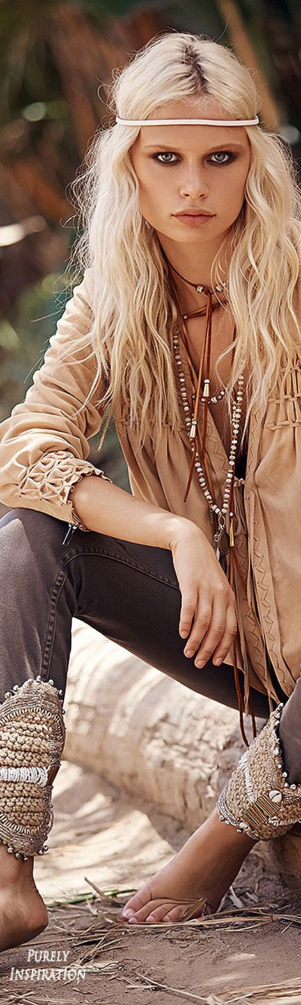 Boho Chic Women's Fashion Free People | Purely Inspiration