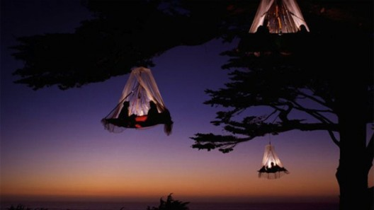 A Night In the Trees – WaldseilgartenForests, Treehouse Hotels, Buckets Lists, Favorite Places, Trees Tents, Trees House, High Ropes, Germany, Hanging Tents