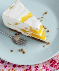 Mango-yoghurttaart