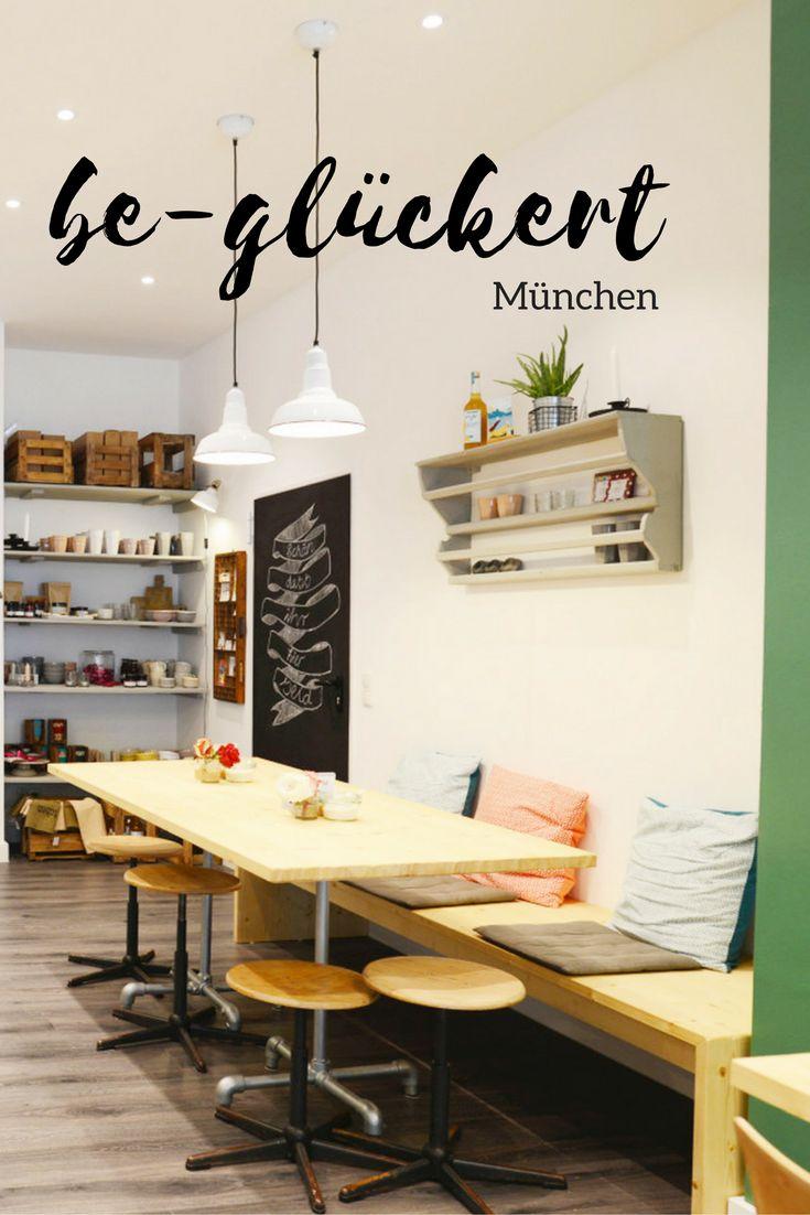 be-glückert München // Café in Obergiesing