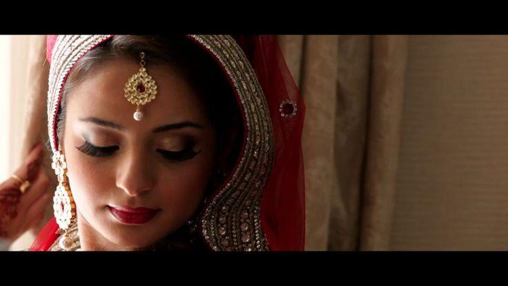Amit & Reena   Landmark Hotel London   Indian Wedding Cinematography on Vimeo beautiful intro