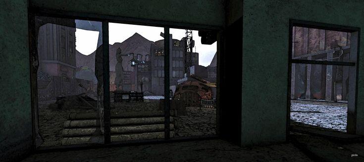 https://flic.kr/p/EWzUGC | windows & doors... | Vimmershavn: Binemust, SecondLife maps.secondlife.com/secondlife/Binemust/93/141/903