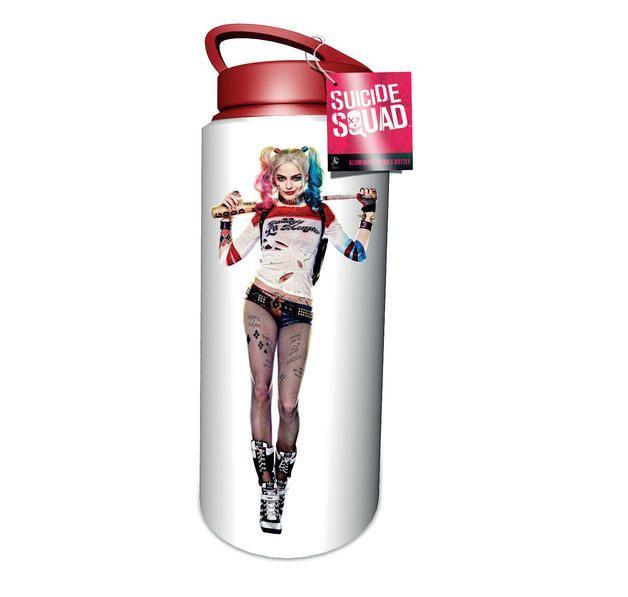 Suicide Squad Alu-Trinkflasche