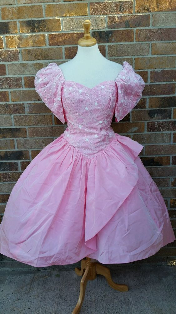 51 best Prom dresses images on Pinterest | 1980s prom, 80s fashion ...