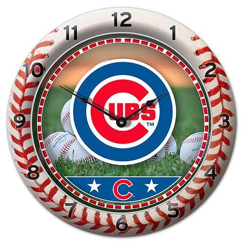 Chicago Cubs Game Time Clock - MLB.com Shop