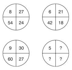 Math Puzzles With Answers In Hindi - 1000 images about maths puzzles ...