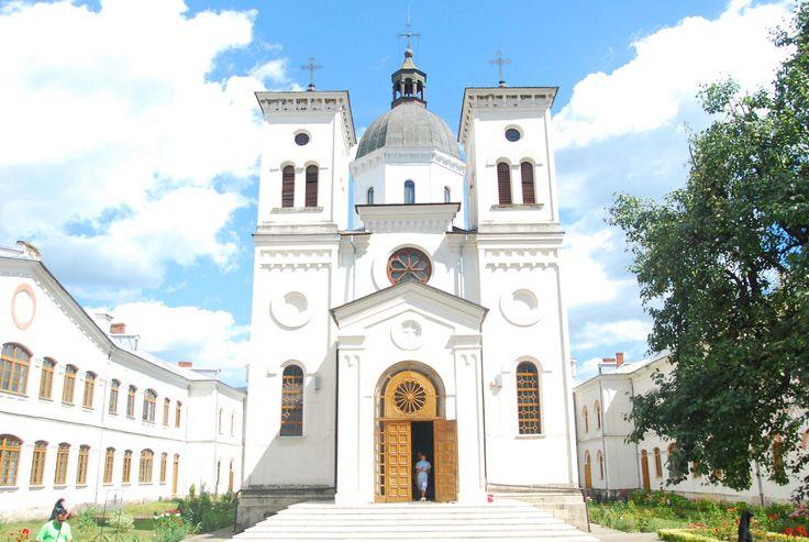 Manastirea Bistrita - Valcea