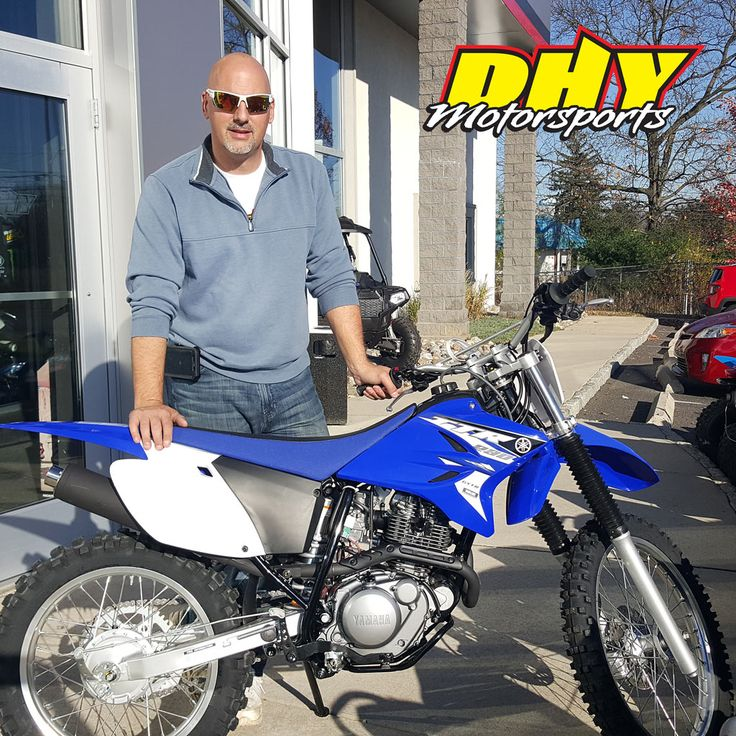 Congratulations to michael from deptford nj on his for Deptford honda yamaha