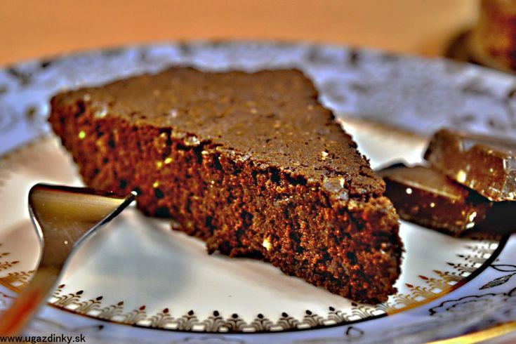 Čokoládovo oriešková torta bez lepku