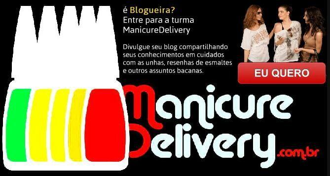 Blogueiras Clube e Manicure Delivery