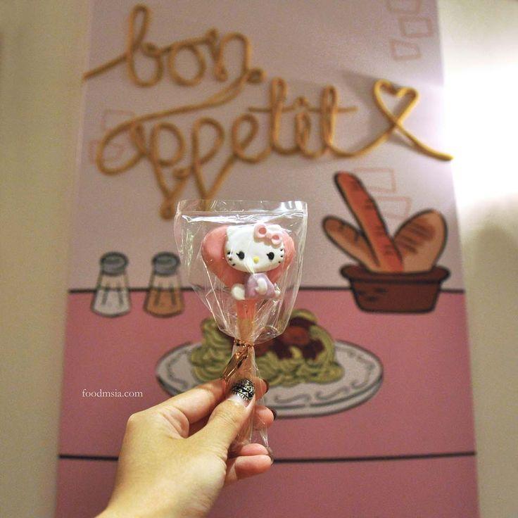 Grand Launch Hello Kitty Gourmet Cafe Malaysia @ Sunway Pyramid, Bandar Sunway