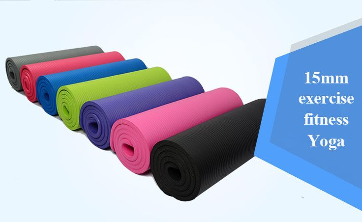 Yoga Mats For Fitness Pilates/Pad Exercise Baby Crawling Outdoor Camping Pads Picnic Mats Dance(183*61*1.5 cm)
