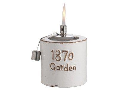 Olielamp 1870 Garden #Leenbakker