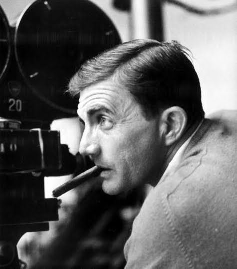 Blake Edwards (American comedy & drama director: Breakfast at Tiffany's [1961], Days of Wine & Roses [1962], The Pink Panther [1963], The Great Race [1965], Victor Victoria [1982])