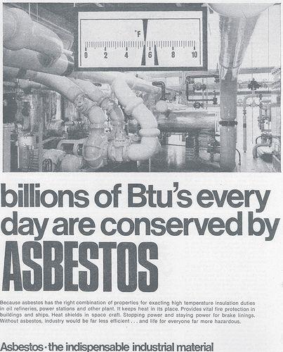 80 Best Asbestos Awareness Images On Pinterest Vintage