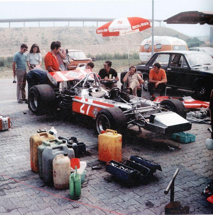 1970 Hockenheim | Bellasi Ford Coswoth - Silvio Moser