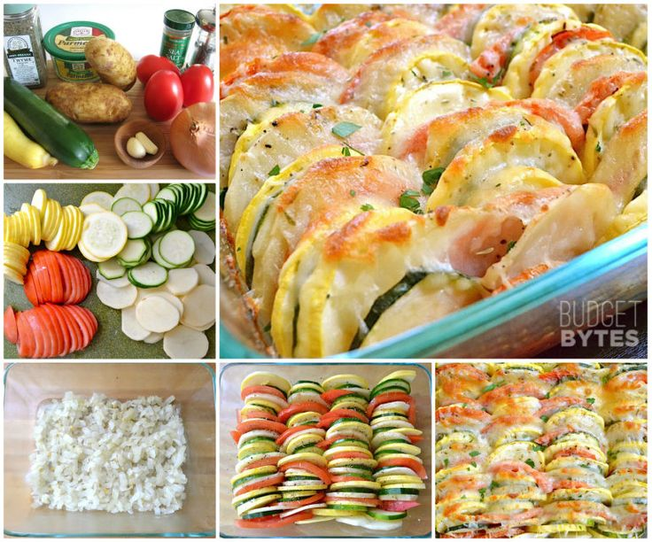 Creative Ideas - DIY Delicious Vegetable Tian