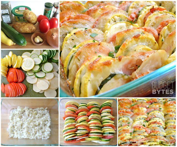 Creative Ideas - DIY Delicious Vegetable Tian