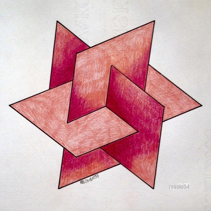 23 besten 3d çizimler Bilder auf Pinterest | Geometrie, Heilige ...