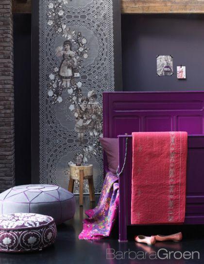 87 best Pantone Color 2014 Radiant Orchid images on Pinterest