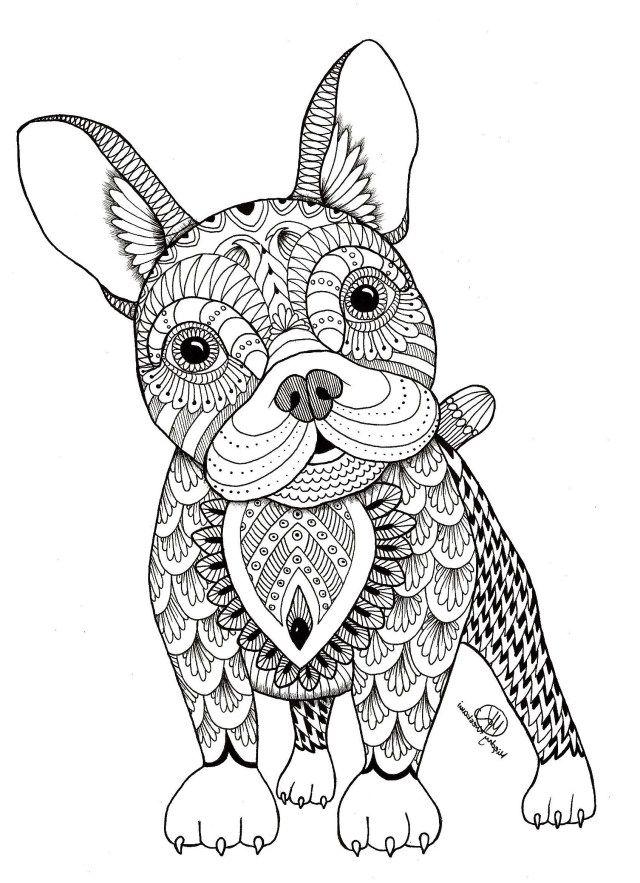 25 inspiration image of animal mandala coloring pages