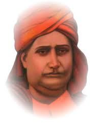"Swami Dayanand Saraswathi  (February 12, 1824 – October 31, 1883) was an important Hindu religious scholar and the founder of the Arya Samaj, ""Society of Nobles"", a Hindu reform movement, founded in 1875.He was the first man who gave the call for Swarajay in 1876 which was later furthered by Lokmanya Tilak. For further details visit www.microlifeindia.org"