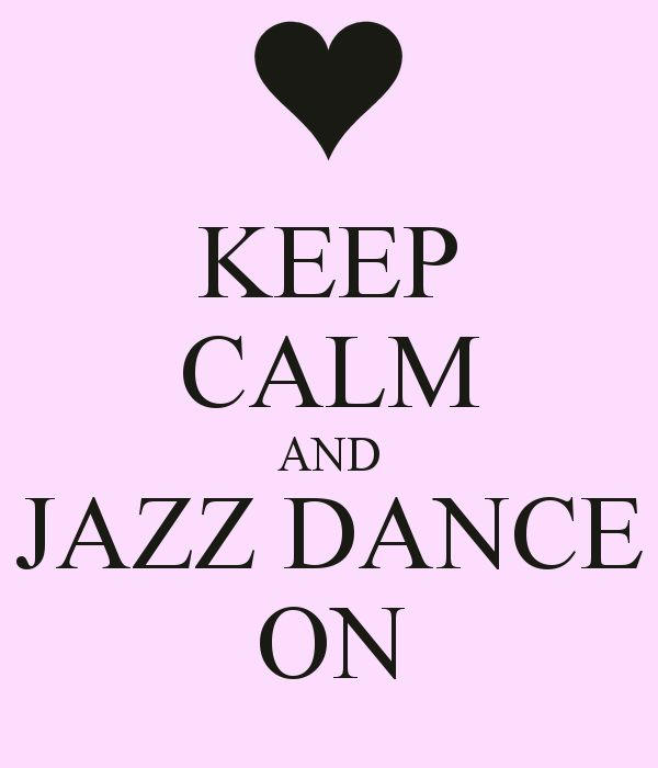 KEEP CALM AND JAZZ DANCE ON - KEEP CALM AND CARRY ON Image Generator - brought to you by the Ministry of Information