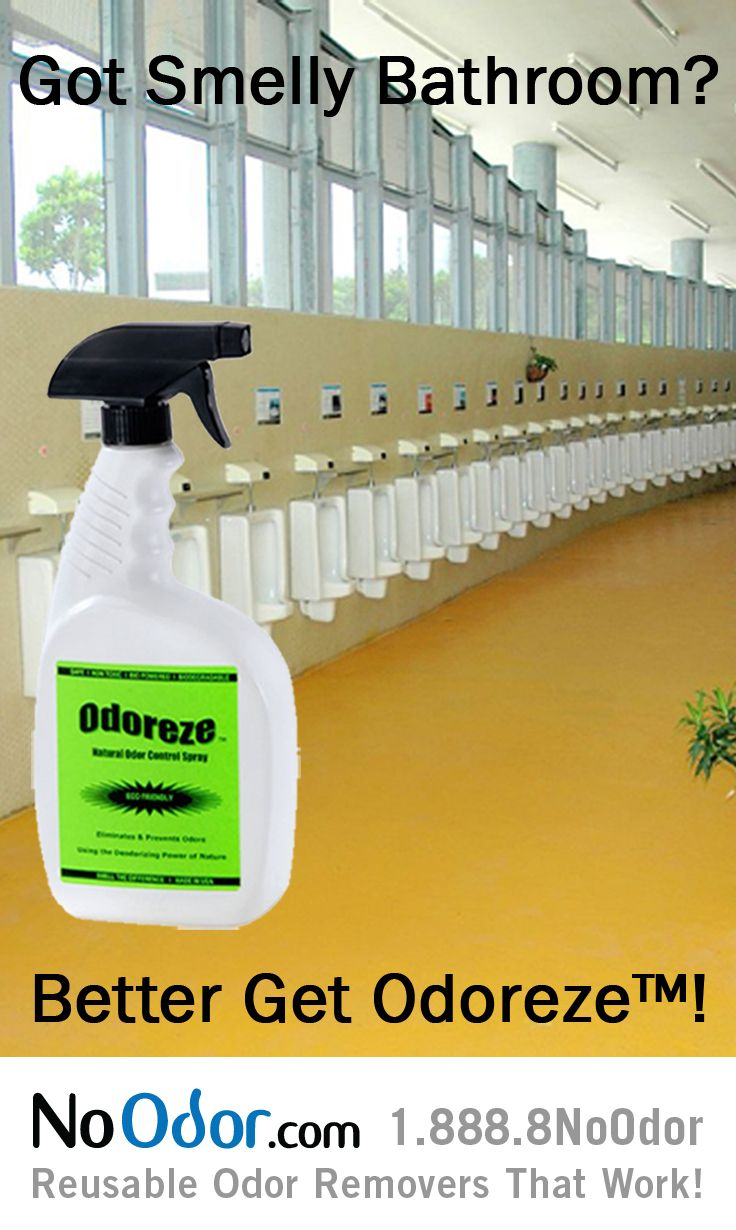 Bathroom Floor Waste Smell : Best images about bathroom odor solutions on