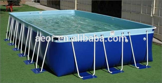 25 best ideas about piscine intex rectangulaire on for Piscine portable intex