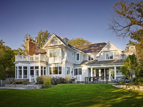 'Glamourous farmhouse,' Chicago. Lewis Giannoulias - LG Interiors.