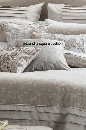 Home Decor - Alexandria Square Cushion