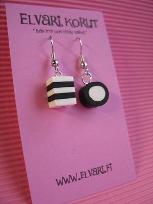 Elvari earrings