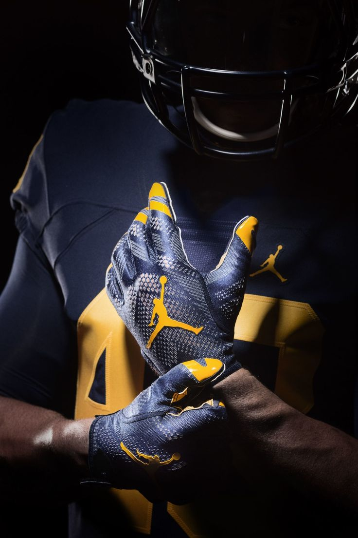 Michigan Unveiled Its New Nike Jumpman Uniforms and Players are Freaking Out…