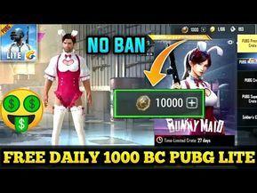 Pubg Mobile Lite Unlimited BC 2020 Pubg Mobile Lite