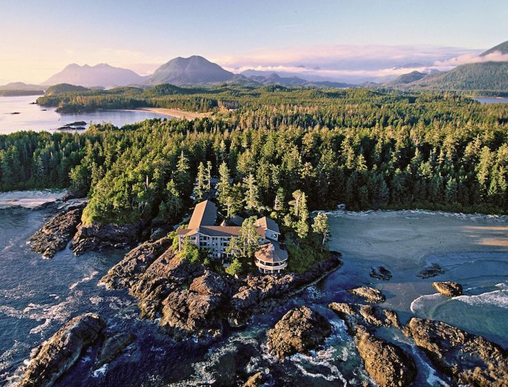 Vancouver Island is at its best when the weather is at its worst. So much so that those in the know time their visits specifically to catch the winter storm season.