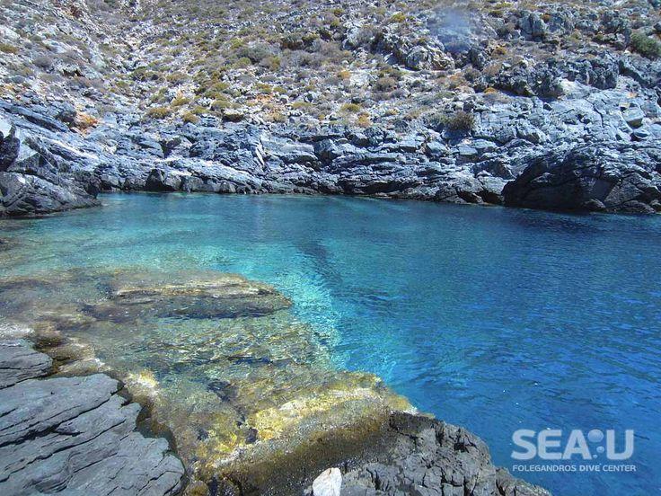Sea-U Folegandros Dive Center