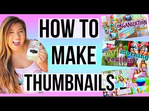 Touch Up & YouTube Thumbnail Tips| PicMonkey blog