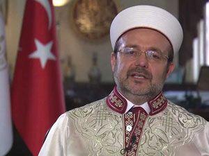 Diyanet Başkanı Görmez'den 'Evrim Teorisi' açıklaması
