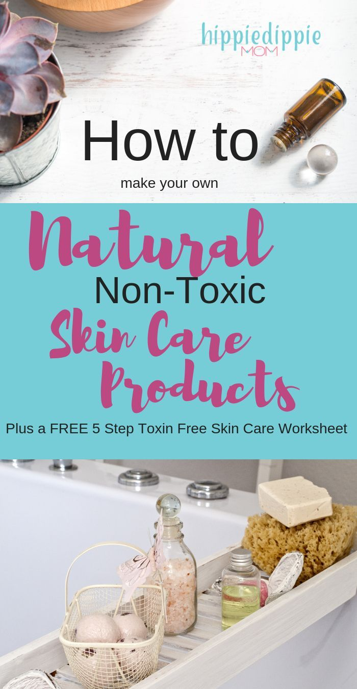 How To Make Natural Skin Care Products At Home Hippiedippiemom Free Skin Care Products Anti Aging Skin Products Diy Skin Care