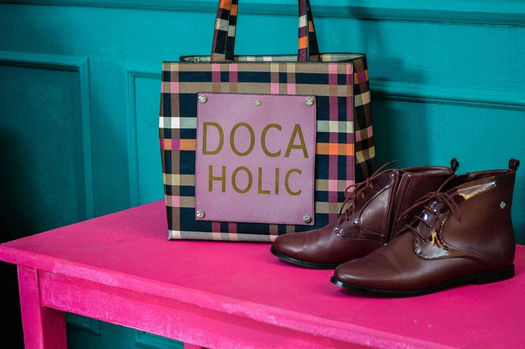 #DOCA #backstage FW 2015/16 #Collection