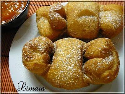 Limara péksége: Pántlikás csörögefánk