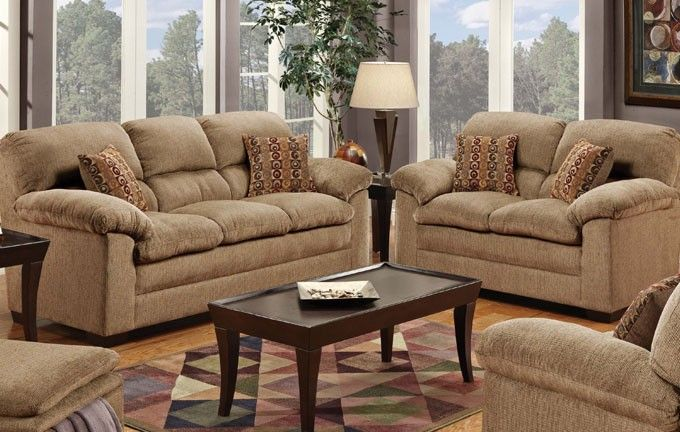Modern Fabric Couch And Loveseat Set: Country Living Room Design, Living Room Furniture Design, Great Living Room Collection Furniture, Elegant Living Room Design Ideas With Grey Micro Fabric Modern Loveseat Set,  more Gallery on KareSoft.net. 8 Modern Fabric Couch And Loveseat Set pictures: Country Living Room Design, Living Room Furniture Design, Great Living Room Collection Furniture, Elegant Living Room Design Ideas With Grey Micro Fabric Modern Loveseat Set, and more