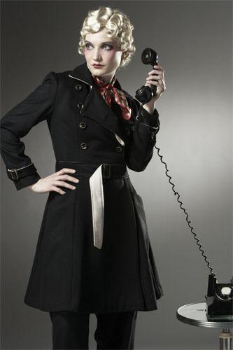 Contessa Dress Coat
