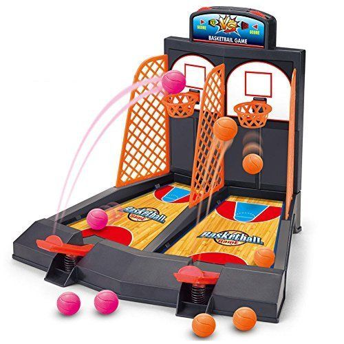 Basketball Shooting Game 2 Player Desktop Table Games Toy Classic Hoop Fun | Sporting Goods, Indoor Games, Other Indoor Games | eBay! 12x24