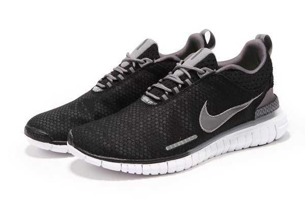 Nike Free OG Breathe iD Womens Black Carbon Gray Shoes