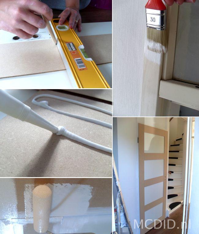 DIY deur maken