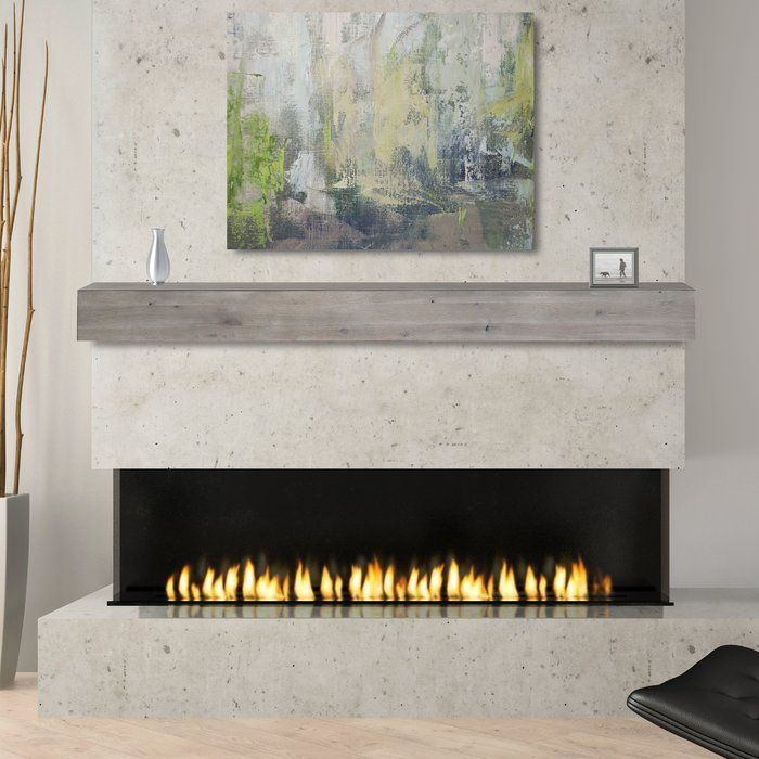 Wondrous Acacia Fireplace Shelf Mantel Master Fireplace Fireplace Interior Design Ideas Clesiryabchikinfo