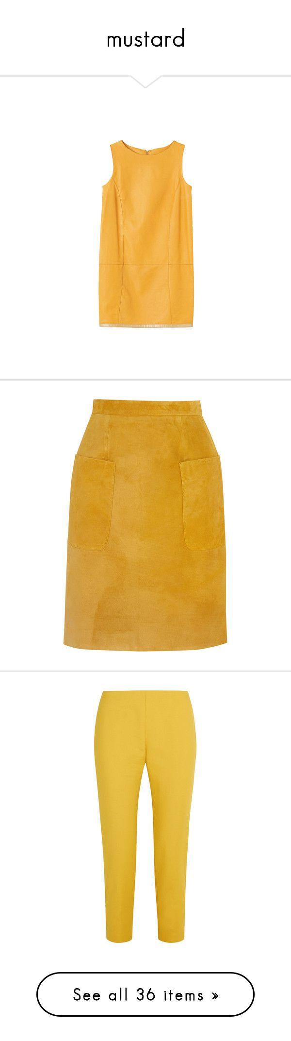 1000 ideas about mustard yellow skirts on