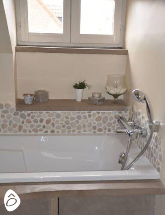 80 best images about salle de bain en galets on pinterest